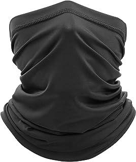 AOYOMO Bandana Ciclismo, Motociclista Bufanda Multifuncional Mascara Pasamontañas Protección UV para Esquí Moto Senderismo...