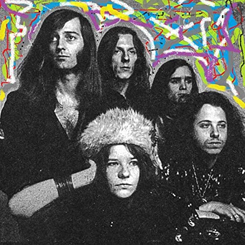 Big Brother & The Holding Company feat. Janis Joplin