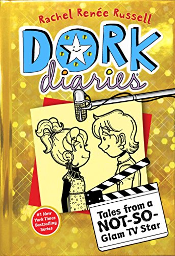 Dork Diaries 7: Tales from a Not-So-Glam TV Star (English Edition)
