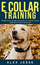 E COLLAR TRAINING: Complete Guide on How to Train Your Dog with an E-Collar