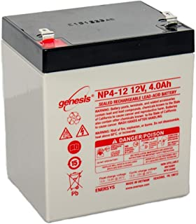 Best genesis 12v battery Reviews