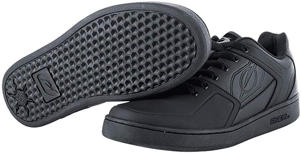 O'Neal Men's Pinned Flat It is very popular 13 Pedal Black Colorado Springs Mall Shoe
