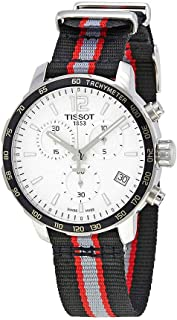 Tissot Quickster Portland Trail Blazers Chronograph Mens Watch T0954171703727