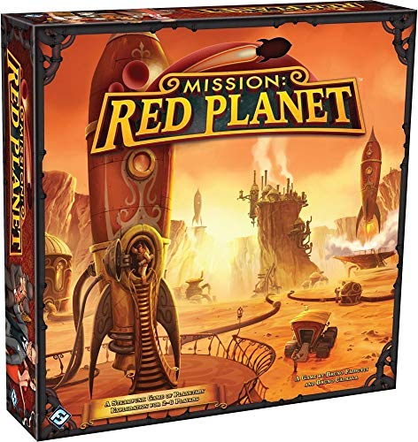Mission: Red Planet (Second Edition)