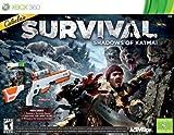 xbox 360 gun - Cabelas Survival: Shadows of Katmai with Gun - Xbox 360