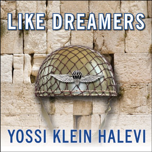 Like Dreamers audiobook cover art