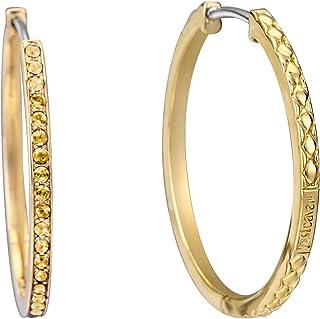 Just Cavalli Just Spark Earrings, Yellow gold-JCER00030200