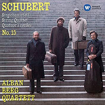 Schubert: String Quartet No. 15, D. 887
