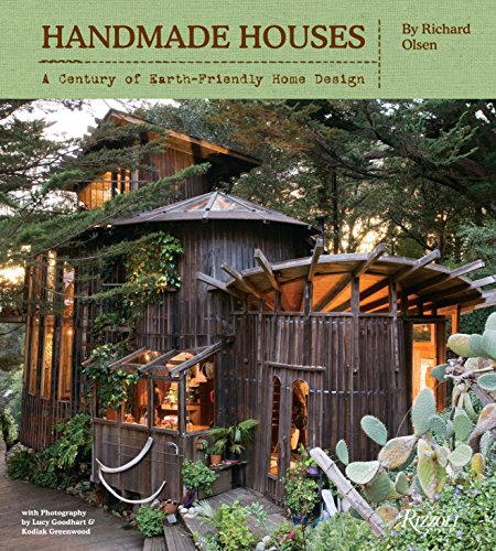 Image of Handmade Houses: A Century of Earth-Friendly Home Design
