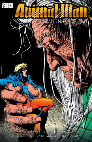 Animal Man (1988-1995) Vol. 5: The Meaning of Flesh (English Edition)