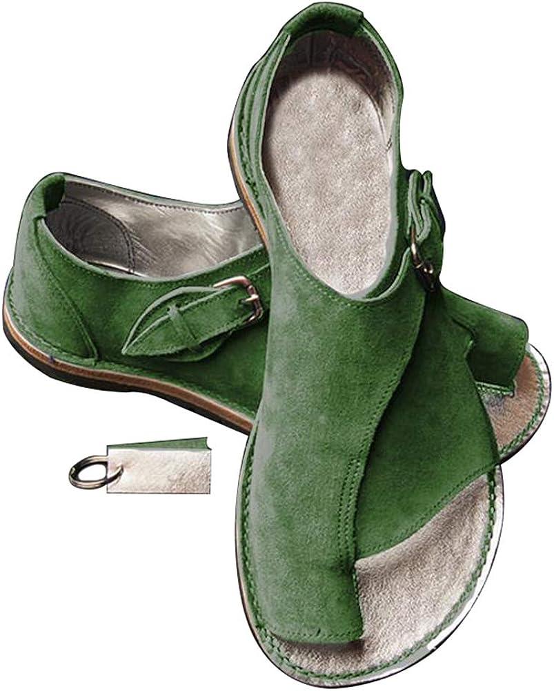 sandali da donna con plateau da viaggio per estate correttore per alluce valgo da spiaggia Jtxqy