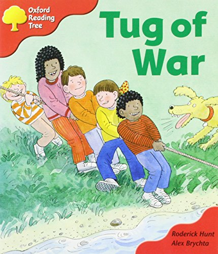 Oxford Reading Tree: Stage 4: More Storybooks C: Tug of Warの詳細を見る