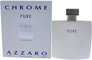 Best chrome pure by azzaro Reviews