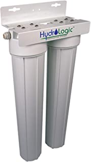 HydroLogic Hydro-Logic HL36010 Tall Boy w/Upgraded KDF85/Catalytic Carbon Filter, White