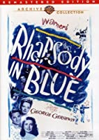 Rhapsody in Blue (1945) [DVD]