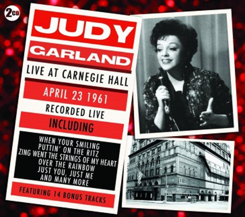 Judy Garland Live At Carnegie Hall