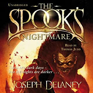 The Spook's Nightmare cover art