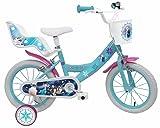 Disney Cars Fahrrad Kinder 35,6 cm weiß - Weiß/Blau