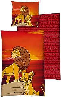Amazon Fr Le Roi Lion Linge De Lit Et Oreillers Literie Et Linge De Maison Cuisine Et Maison