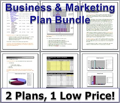 Snow Plowing Plow Service Snow Removal BUSINESS PLAN + MARKETING PLAN = 2 PLANS!