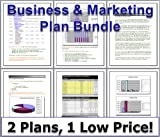 IT - E-Commerce Website BUSINESS PLAN + MARKETING PLAN = 2 PLANS!