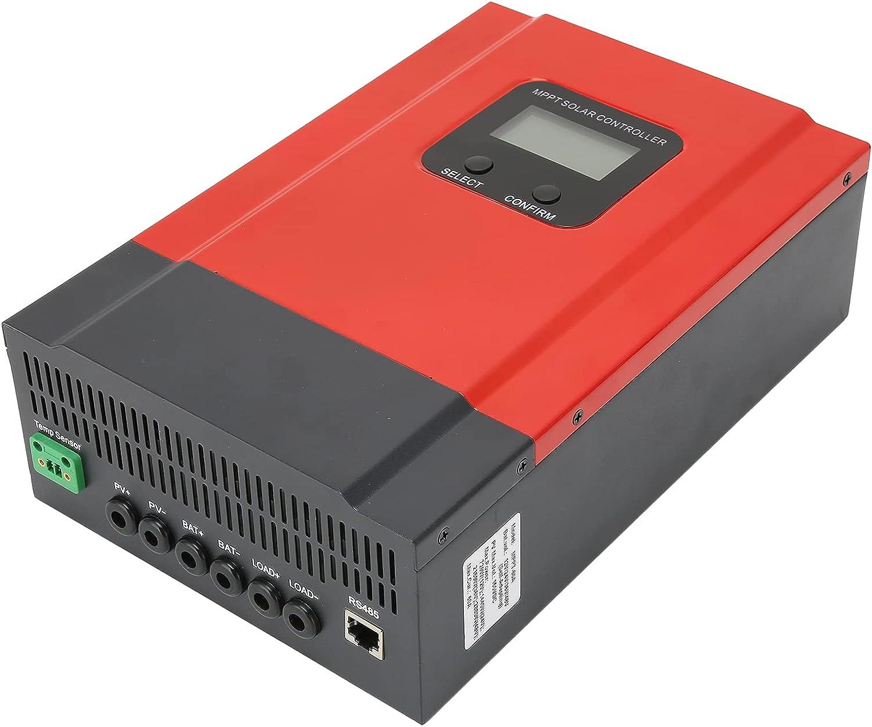 Controlador solar MPPT, Panel regulador fotovoltaico de carga, regulador de batería, controlador de carga del panel solar, Esmart 60 12V 24V 36V 48V 60A