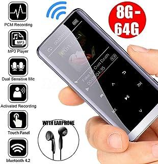 $36 » OVE Wireless Bluetooth MP3 Player HiFi Sport Music Speakers Mini MP4 Media FM Radio MP3 Player 16GB with Bluetooth
