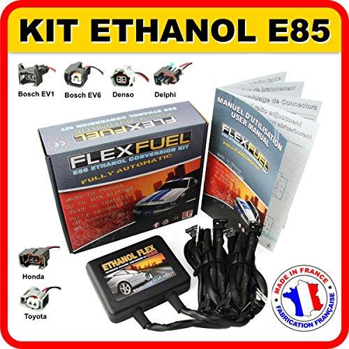 Kit Ethanol E85 6-cylindres pour: Renault, Peugeut, Ford, Audi, Citroen.