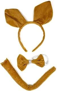 Headband Bowtie Tail Unisex Children 3pc Costume