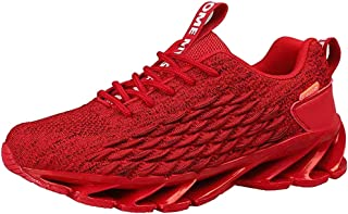 Baskets Homme Chaussures DE Course Casual Mode Sneakers Respirante Sports Fitness Gym Outdoor