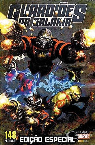 Guardiões da Galáxia (Edição Especial)