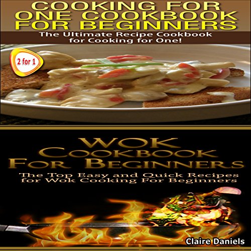 Cook Books Box Set audiobook cover art