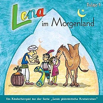Lena im Morgenland