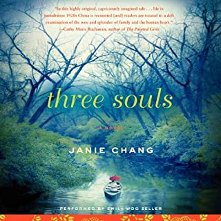 Three Souls audiobook cover art