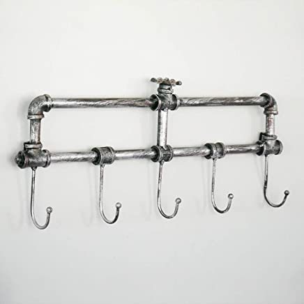 Amazon.es: Metal - Percheros de pared / Pasillo: Hogar y cocina