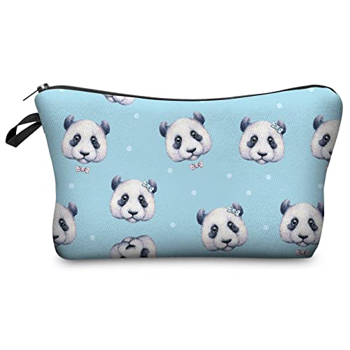 4c03e6746edc Jom Tokoy Hakuna Matata Makeup Bag Travel Case Cosmetic Bag (Panda)