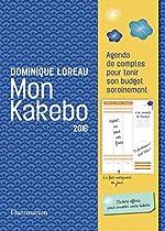 Mon kakebo 2016 de Dominique Loreau