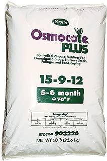 Osmocote (E903226) Plus 15-9-12 Minors, 5-6 Month, 50-Pounds
