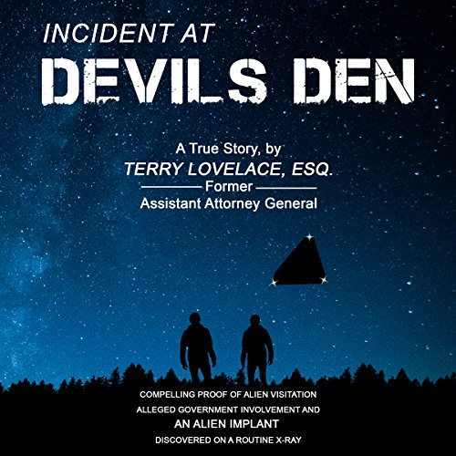 Incident at Devil's Den Titelbild