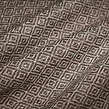 Lorenzo Cana High End Luxus Kaschmirdecke 100prozent Kaschmir flauschig weiche Wohndecke Decke handgewebt Sofadecke Kaschmirdecke Wolldecke 96190