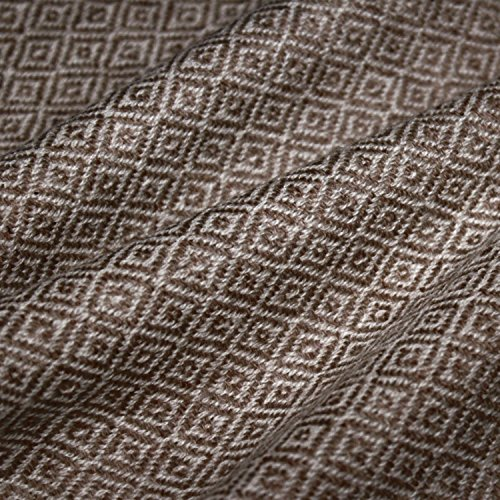 Lorenzo Cana High End Luxus Kaschmirdecke 100% Kaschmir flauschig weiche Wohndecke Decke handgewebt Sofadecke Kaschmirdecke Wolldecke 96190
