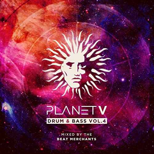 Planet V - Drum & Bass, Vol. 4, Pt. 1 (Continuous DJ Mix)