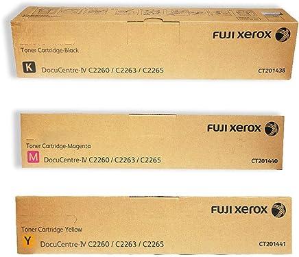 HXSON Tu00f3ner de Gran capacidad para impresoras lu00e1ser de tu00f3ner Fuji Xerox CT201438, CT201439,