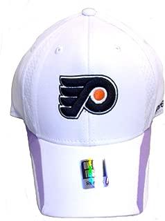 Reebok Philadelphia Flyers Hockey Fights Cancer Flex Hat - Osfa - TY67Z