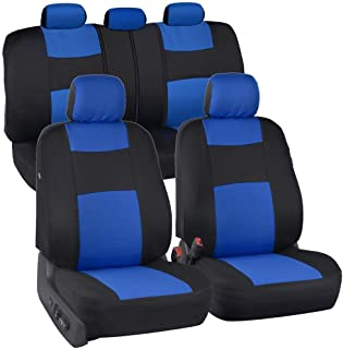 SUV /& Truck Showudesigns Universal Car Seat Covers for Women Set of 2 Beagle Cute Front Bucket Seat Covers for Car