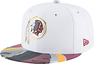 New Era Washington Redskins 2017 NFL Draft Official On Stage 59FIFTY Fitted Hat