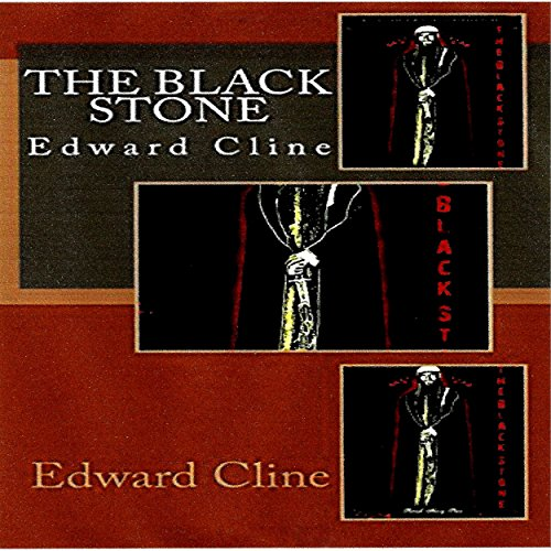 The Black Stone: A Detective Novel of 1930 audiobook cover art