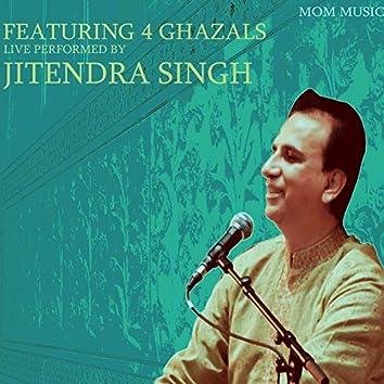 Live Performed Ghazals By Jitendra Singh