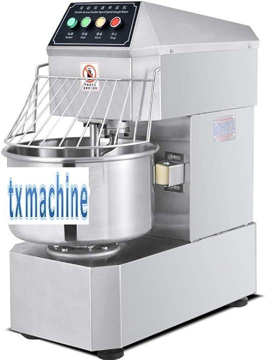 Impastatrice planetaria multifunzione robot da cucina mixer mescolando macchina 2 velocità (110v/60hz) 20l B08CBTWND6