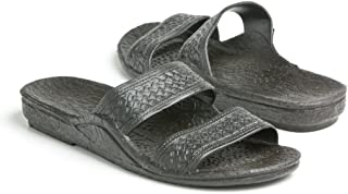 pali hawaii sandals black